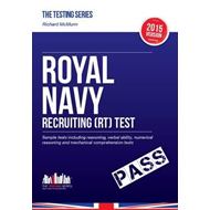 Produktbilde for Royal Navy Recruiting Test 2015/16: Sample Test Questions fo (BOK)