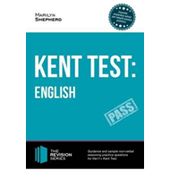 Kent Test: English - Guidance and Sample Questions and Answe (BOK)