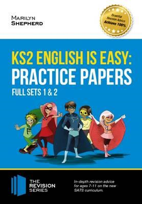 KS2 English is Easy: Practice Papers - Full Sets of KS2 Engl (BOK)
