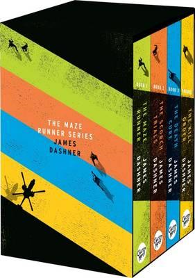 Maze Runner Series - Box Set (BOK)