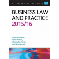 Business Law and Practice (BOK)
