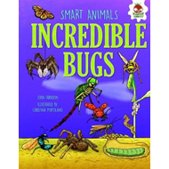 Smart Animals - Incredible Bugs (BOK)