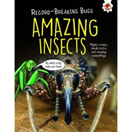 Amazing Insects - Record-Breaking Bugs (BOK)