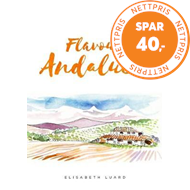 Produktbilde for The Flavours of Andalucia (BOK)