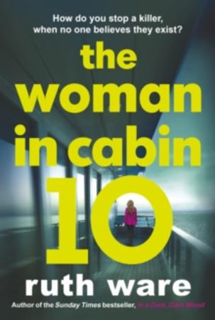 Woman in Cabin 10 (BOK)