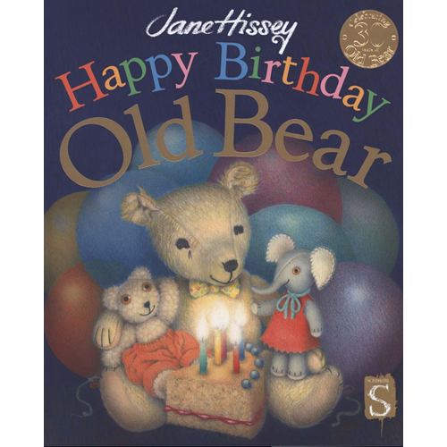 Happy Birthday, Old Bear (BOK)