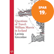 Produktbilde for Questions of Travel - William Morris in Iceland (BOK)