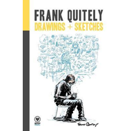 Frank Quitely: Drawings + Sketches (BOK)