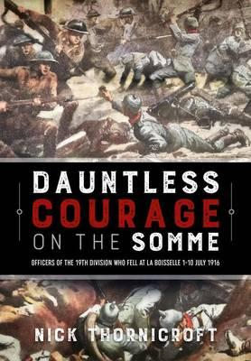 Dauntless Courage on the Somme (BOK)