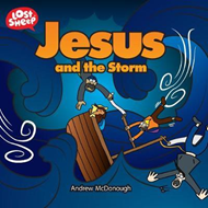 Jesus and the Storm (BOK)