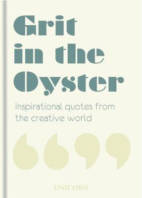 Grit in the Oyster (BOK)