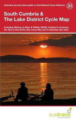 South Cumbria & the Lake District Cycle Map 31 (BOK)
