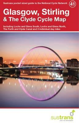 Glasgow, Stirling & the Clyde Cycle Map 41 (BOK)