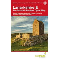 Lanarkshire & the Scottish Borders Cycle Map 38 (BOK)