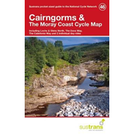 Cairngorms & the Moray Coast Cycle Map 46 (BOK)