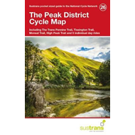 Peak District Cycle Map 26 (BOK)