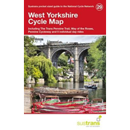 West Yorkshire Cycle Maps 29 (BOK)