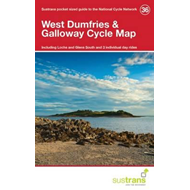 West Dumfries & Galloway Cycle Map 36 (BOK)