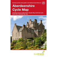 Aberdeenshire Cycle Map 45 (BOK)