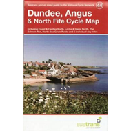 Dundee, Angus & North Fife Cycle Map 44 (BOK)