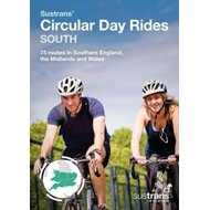 Produktbilde for Sustrans' Circular Day Rides South - 75 rides in Southern England, the Midlands and Wales (BOK)