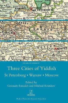 Three Cities of Yiddish (BOK)