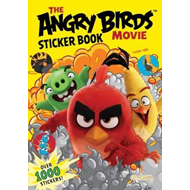 Angry Birds 1000 Sticker Book (BOK)