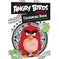 Angry Birds Movie Colouring Book (BOK)