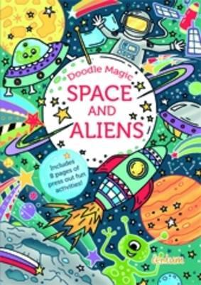 Doodle Magic Space and Aliens (BOK)