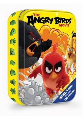 Angry Birds Movie Tin of Books (BOK)