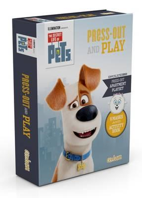 Secret Life of Pets Build a Pet (BOK)