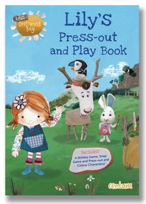 Lily's Press-Out and Play Book (BOK)