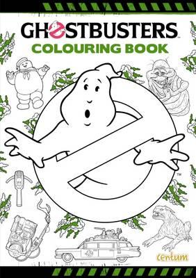 Ghostbusters Colouring Book (BOK)