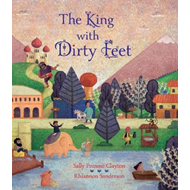King with Dirty Feet (BOK)