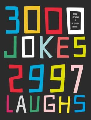 3000 Jokes, 2997 Laughs (BOK)