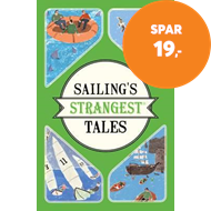 Produktbilde for Sailing's Strangest Tales - Extraordinary but true stories from over nine hundred years of sailing (BOK)