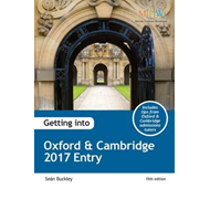 Getting into Oxford & Cambridge 2017 Entry (BOK)