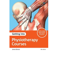 Getting into Physiotherapy Courses (BOK)