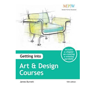 Getting into Art & Design Courses (BOK)