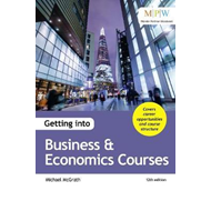 Getting into Business & Economics Courses (BOK)