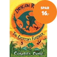 Produktbilde for Dragon Rider: The Griffin's Feather (BOK)
