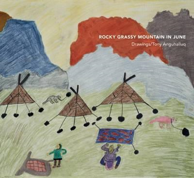 Rocky Grassy Mountain in June (BOK)