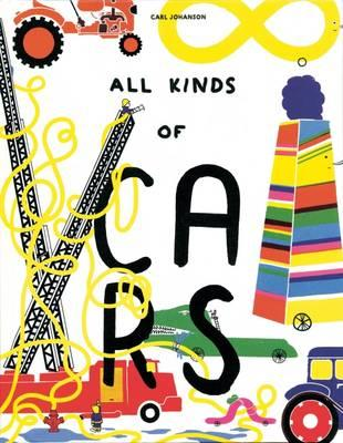 All Kinds of Cars (BOK)