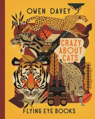 Crazy About Cats (BOK)
