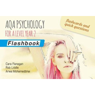 AQA Psychology for A Level Year 2: Flashbook (BOK)