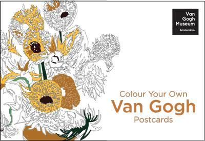 Colour Your Own van Gogh (BOK)