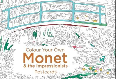 Colour Your Own Monet & the Impressionists (BOK)