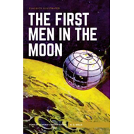 First Men in the Moon (BOK)