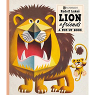 Lion And Friends (BOK)