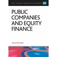 Public Companies and Equity Finance (BOK)